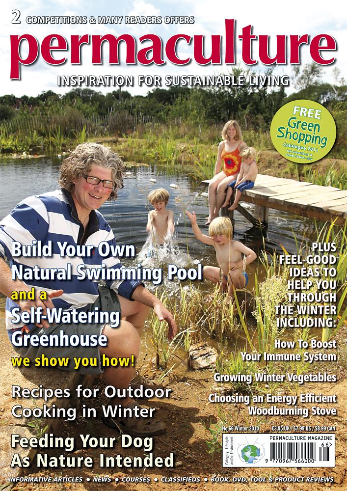 Natural Pools DVD and DIY Manual pdf